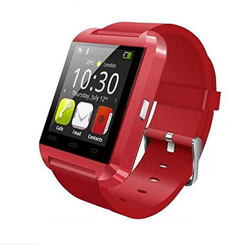 begorey Bluetooth Smartwatch Fitness Uhr Intelligente Armbanduhr Fitness Tracker Smart Watch Sport Uhr mit Schrittzähler Schlaftracker Kompatibel mit Android Smartphone