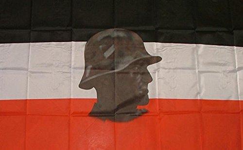 U24 Fahne Flagge Deutschland Deutsches Reich Landser Soldat 90 x 150 cm