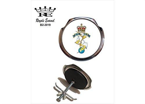 Preisvergleich Produktbild Royale Emaille Royale Car Grill Badge - Royal Elektro-mechanische-Ingenieure B2. 3019