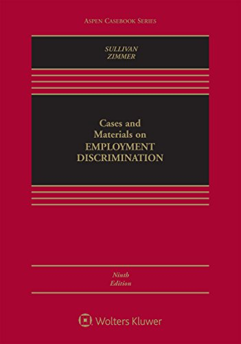 Cases and Materials on Employment Discrimination (Aspen Casebook Series) (English Edition)