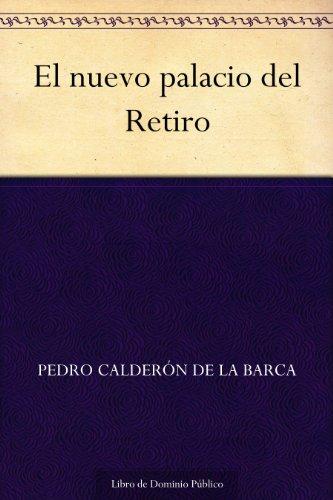 Descargas de libros en ingles El nuevo palacio del Retiro PDF iBook PDB B006C9YCDE