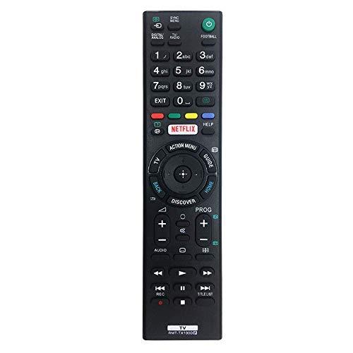 Universal-Fernbedienung für Sony rmt-tx100d,Ersatz Fernbedienung Sony LED LCD 3D TV RMT-TX100D, RMT-TX101J, RMT-TX102U, RMT-TX102D