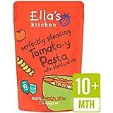 Cuisine Organique Tomate-Y Étape De Pâtes 3 De 190G De Ella - Paquet de 2
