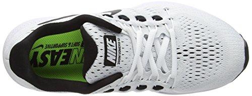 Nike Damen Wmns Air Zoom Vomero 12 Laufschuhe Weiß (White/pure Platinum/black)