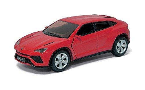 Scale 1/38 Lamborghini Urus pull back action diecast car Red