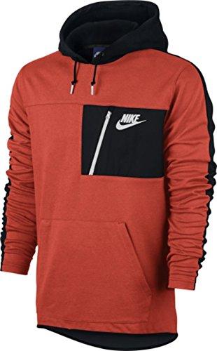 Nike M NSW NSW Hoodie PO FLC Sweatshirt, Herren: