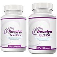 Revolyn Ultra - Schlankheitspille für effizienten Gewichtsverlust | Jetzt das 2 Flaschen-Paket mit Rabatt kaufen | (2 Flaschen)