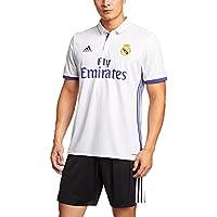 1ª Equipación Real Madrid CF 2016 2017 - Camiseta oficial para hombre  adidas 1cb89642d6059