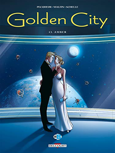 Golden City T13. Amber