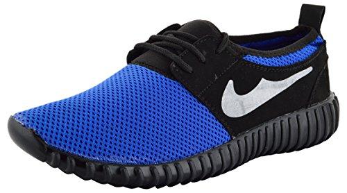Shoematic Men's Blue Running Shoes - 6 UK