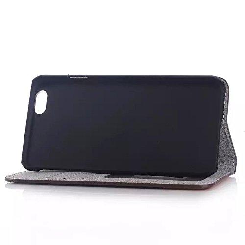 IPhone 6 6S Plus Case,klassische Bunte Streifen - Design Folio Pu Ledergeldbeutel Fall Decken Mit Stehen / Card Slot Für Iphone6 65 Plus ( Color : 1 , Size : Iphone6 6s Plus ) 3