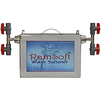 RainSoft Water Softener Heavy Duty For Safe Healthy Bath water-Protects HAIR & SKIN
