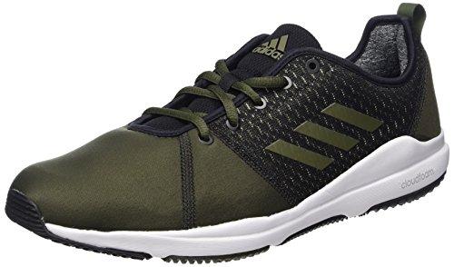 adidas Damen Arianna Cloudfoam Hallenschuhe, Mehrfarbig (Night F5/Trace Cargo/core Black), 40 EU (Adidas-f5)