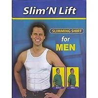 Slim 'N Lift Slimming Shirt for Men - Medium