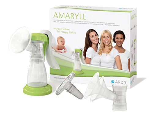 Ardo Amaryll – Manual breast pump with Optiflow massage insert. 41FyzzBpVwL