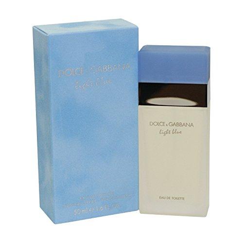 Dolce & Gabbana - Light Blue - Eau de toilette para mujer - 50 ml (precio: 39,70€)