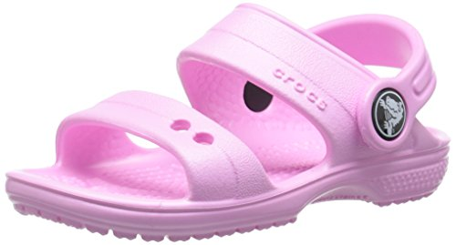 crocs-classic-k-sandales-mixte-enfant-rose-carnation-27-28-eu