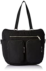 Accessorize Womens Tote Bag (Black)