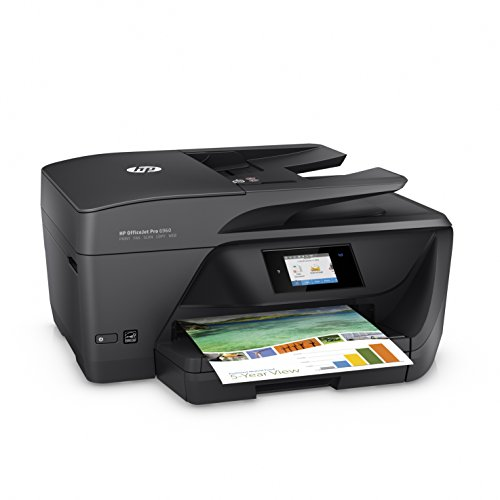 HP OfficeJet Pro 6960 All-in-One Color Printer (J7K33A)