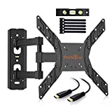"Best Wall Tv Mount Brackets - Perlegear TV Wall Mount Bracket - Extends 16"" Review"