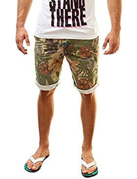 JetLag Hombre Slim Fit Urban Chino Shorts