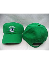 NHL Eishockey slouch Baseballcap/Basecap VANCOUVER CANUCKS Logo adjustable