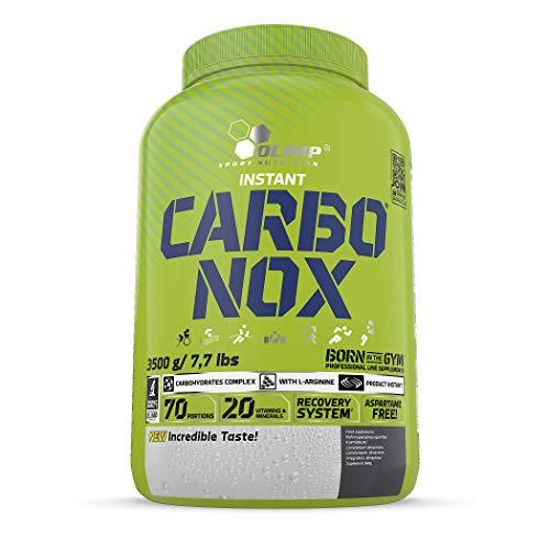 Olimp Carbonox | Kohlenhydrat Komplex | Versorgung mit essentieller Energie | Zitrone Geschmack | 3,5 kg
