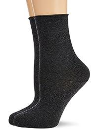 Hudson Damen Strick Socken Only Doppelpack, 100 DEN