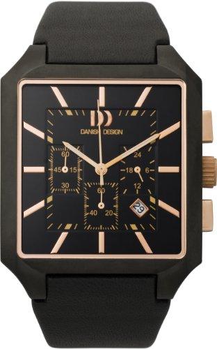 Danish Design Gents Watch Titanium Chronograph 3316272