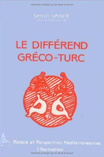 Le differend greco-turc par Semih Vaner