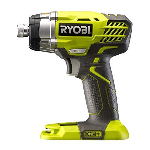 Ryobi RID1801M One + Tondeuse à chocs sans fil 18 V Li-ion sans batterie