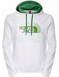 The North Face M Drew Peak sudadera Hoodie Light, WHITE /VERT, XS