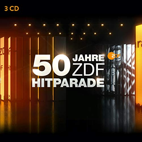 Price comparison product image 50 Jahre ZDF Hitparade (DAS ORIGINAL) - 3CD-Premium-Version