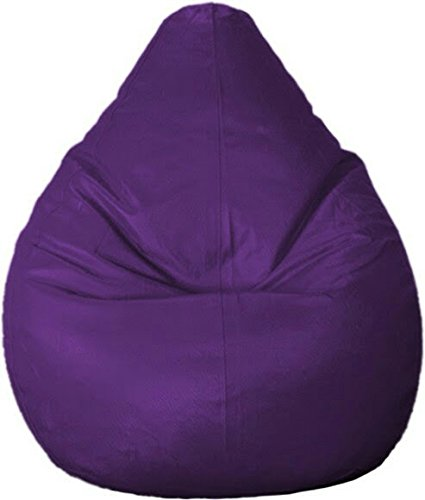 Sultaan Purple Bean Bag Cover XXXL - Without Beans  available at amazon for Rs.599