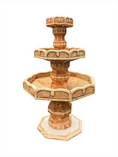 Gartenbrunnen Terracotta H