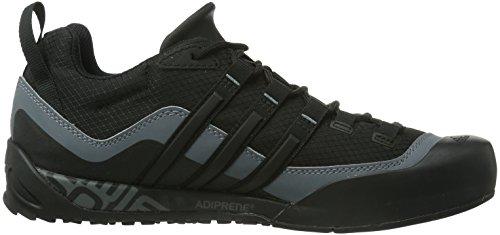 adidas Terrex Swift Solo, Chaussures de Fitness homme Noir (Negro1/negro1/plomo)