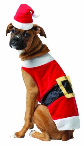 Rasta Imposta Weihnachtsmann Hunde-Kostüm, 2X-Large
