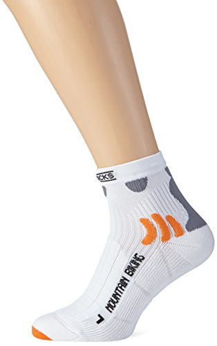 X SOCKS   CALCETINES UNISEX  TALLA DE: 45/47  COLOR BLANCO