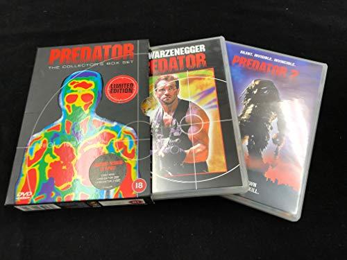 Predator 1 & 2 Box Set