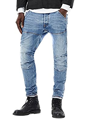 G-Star RAW Men's 5620 3d Slim Jeans
