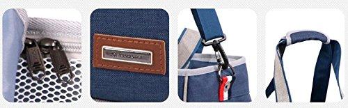 BENWEI Classics Pet Carrier,Portable Dog Cat Handbag Outdoor Soft Sided Pet Shoulder Bag Foldable Travel Tote,Under Seat… 10