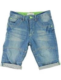 Minoti Boys Heavy Wash pantalones cortos