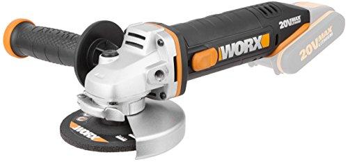Worx WX800.9 Amoladora angular Radial 115mm 20V