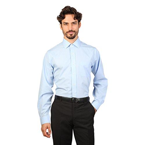 Brooks Brothers - Chemise à manches longues - Homme Bleu ciel