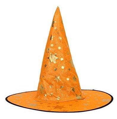 Shiny Star Halloween Hexe Hat (Die Meisten Einzigartige Halloween Kostüme)