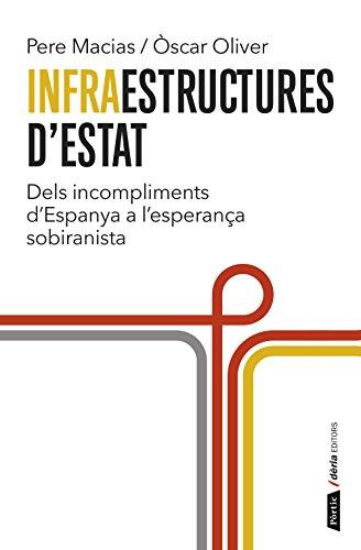 Infraestructures d'Estat: Dels incompliments d'Espanya a l'esperança sobiranista (PÒRTIC DÈRIA Book 80) (Catalan Edition) por Pere Macias i Arau