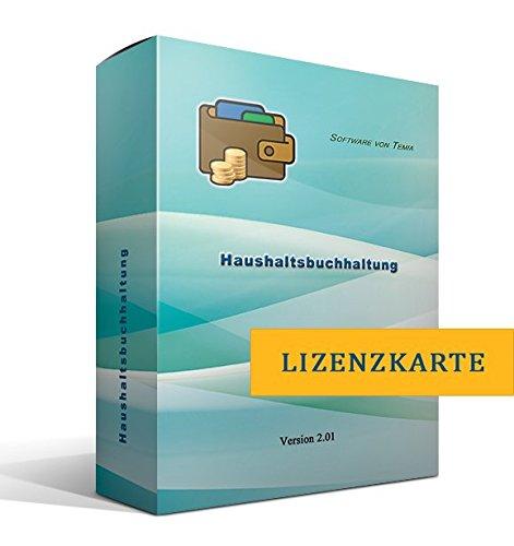 Haushaltsbuchhaltung[nur Lizenzschlüssel, ohne Datenträger]