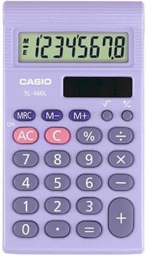 SG Bildung CAS SL460Casio Basic Taschenrechner (Calculator Basic)