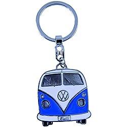 11d4f2853f Key Ring-Blue Bus