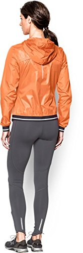 Under Armour Damen Running Jacke Layered Up Storm Jacket Cbo/Ref